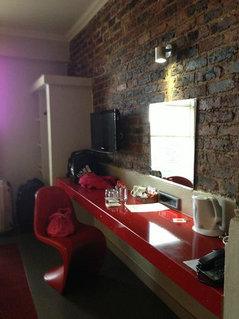 The Aviator Hotel OR Tambo : OK room