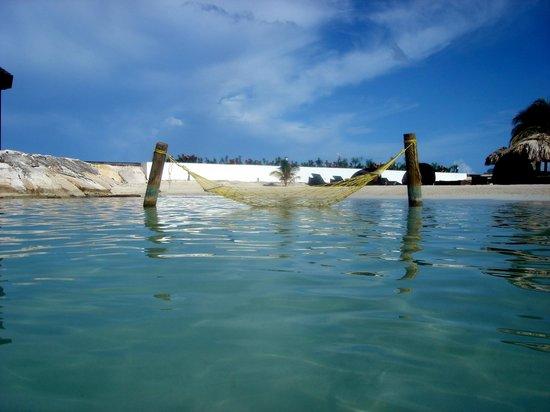 Secrets Wild Orchid Montego Bay: wonderful hammock