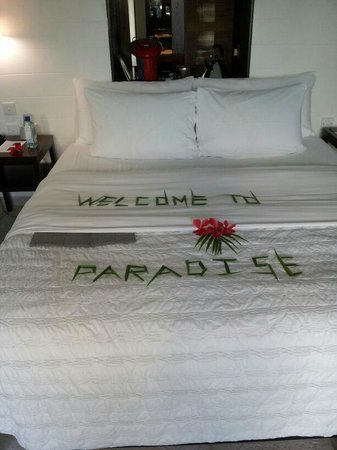 Le Meridien Fisherman's Cove : it was really a paradise ... my room