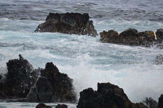 Maunga Terevaka : Beautiful View Along the Way..