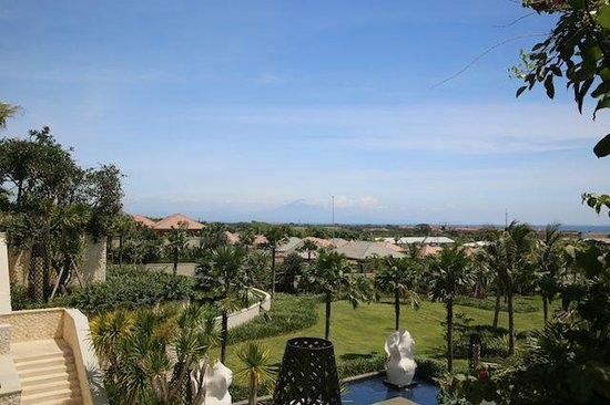 Mulia Villas : View from Living room