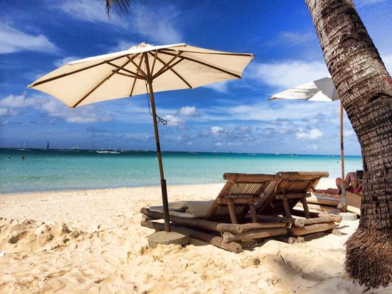 Crystal Sand Beach Resorts: Beachfront