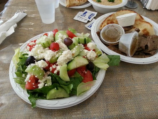 Photo of Mediterranean Restaurant Papa Cristo's Catering & Greek Taverna at 2771 W Pico Blvd, Los Angeles, CA 90006, United States