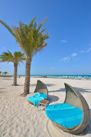 The St. Regis Saadiyat Island Resort: Beachside