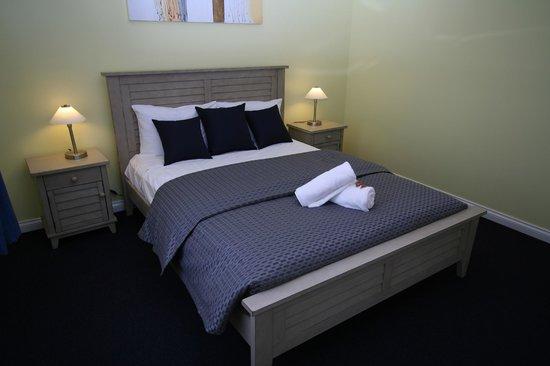 هاملتون تاون هاوس موتل: Townhouse 2nd Queen Bedroom