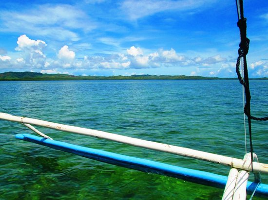 Dumaran, Philippinen: Good site for Snorkeling in Banawa Sand Bar