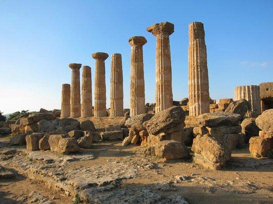 Tempio di Ercole: Temple of Hercules