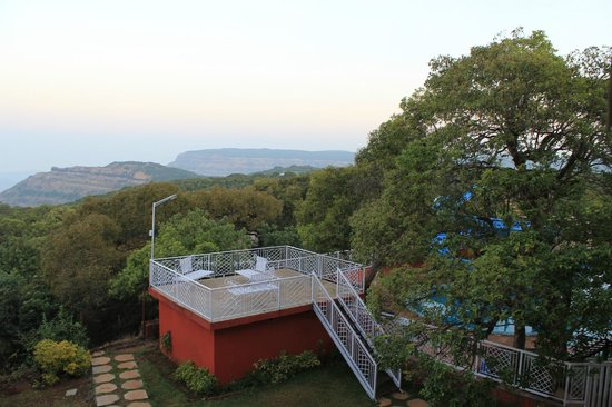 Park Plaza Mahabaleshwar: View from room