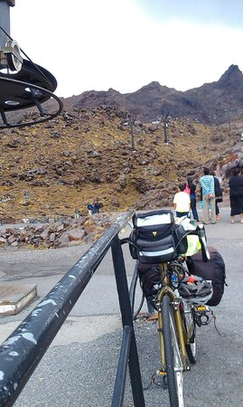 Cycle Auckland: 1,630 metres, Mt Ruapehu