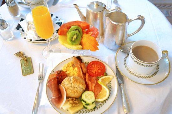 Tivoli Palácio de Seteais: Breakfast