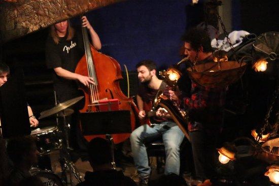 Jazzcafe de Muze : Музыканты