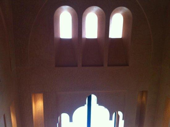 Amanjena: detail of the architecture