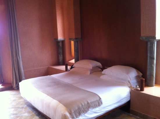 Amanjena : master bedroom