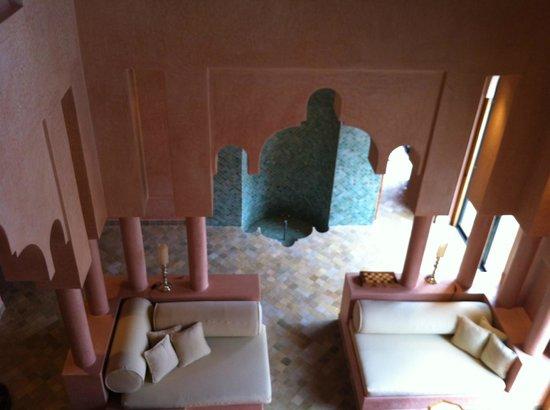 Amanjena : the Grandeur of an Aman accommodation...