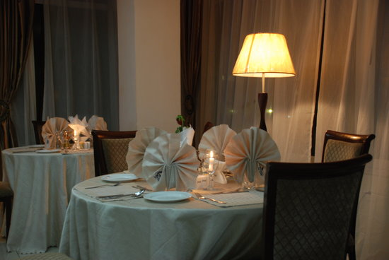 Alwaq Hotel : Lovely ,,candle nights Dinner twice a week