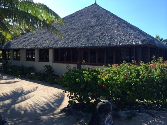 White Grass Ocean Resort & Spa: batiment principal de l'hotel