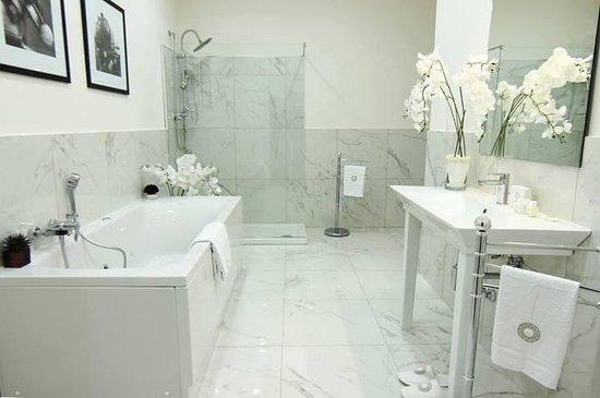 Stelle Hotel: Il bagno!