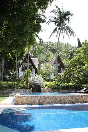 Buri Resort & Spa: Main pool