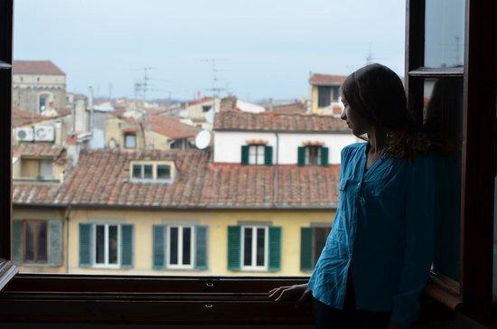 Hotel Palazzo Guadagni : View