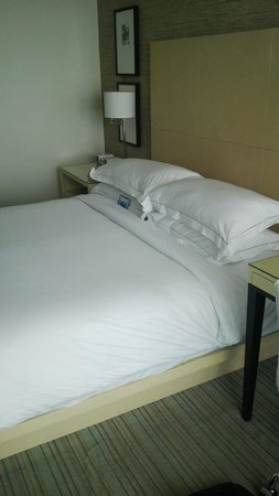 Hilton Fort Lauderdale Marina: My comfy bed