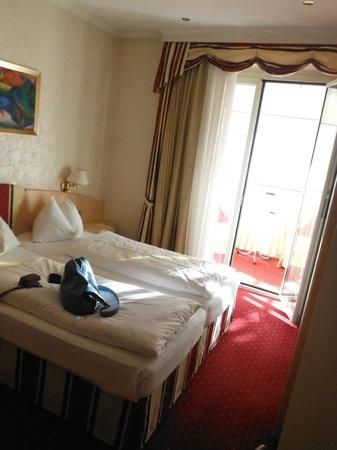 Hotel Garni Günther: camera