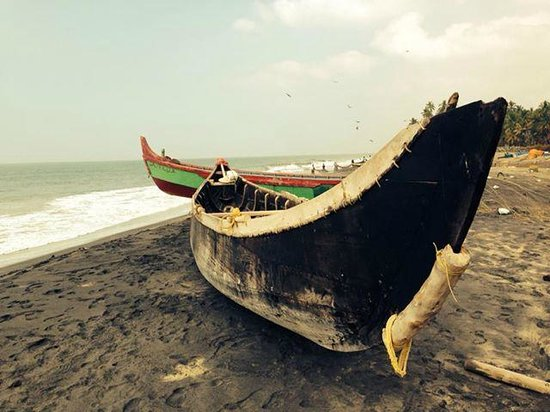 Palm Tree Heritage: traditional boats