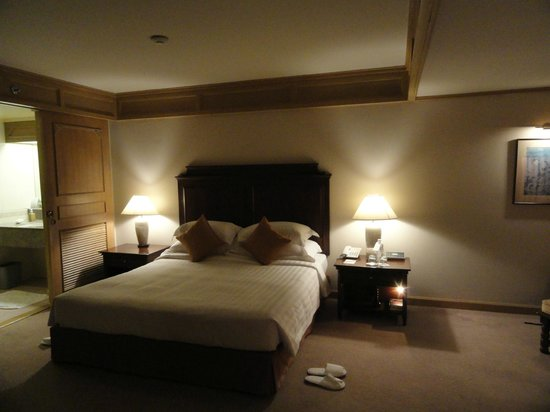 Dusit Island Resort Chiang Rai : Bed