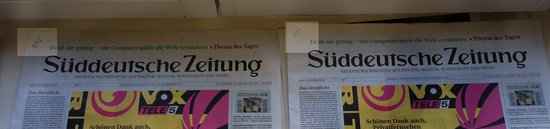 Villa Kennedy : Sunday's news are Saturday's news
