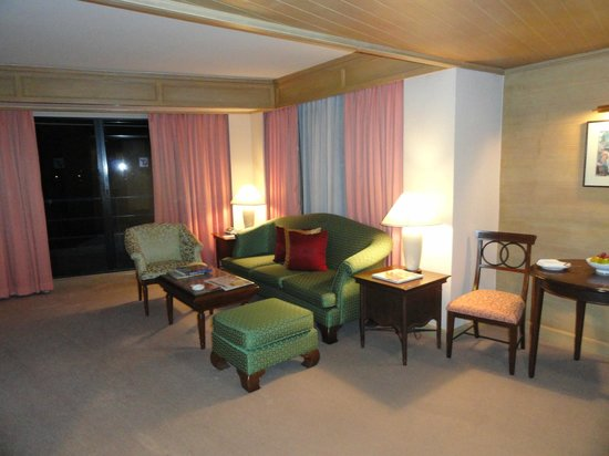 Dusit Island Resort Chiang Rai: Lounge area