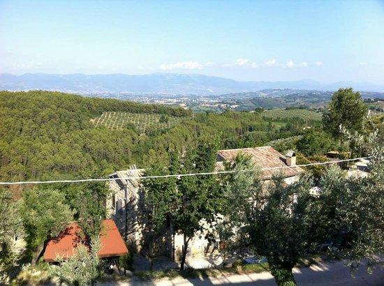 Agriturismo il Corbezzolo : Panorama
