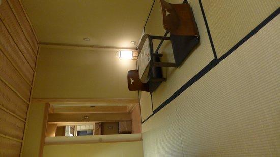 Kyomachiya Ryokan Sakura Honganji: Tea room