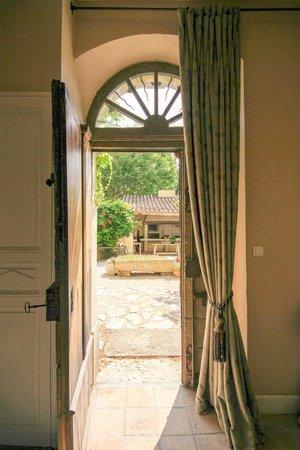 Le Domaine des Carmes & Spa: Abbey Gate