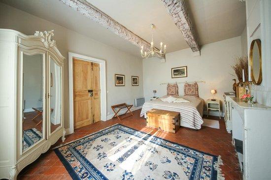 Le Domaine des Carmes & Spa : Terrace Suite