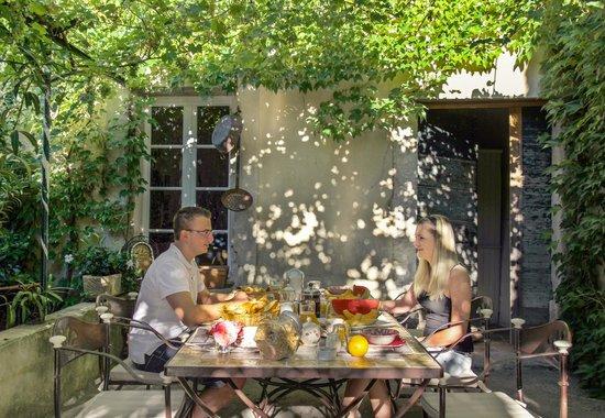 Le Domaine des Carmes & Spa : Breakfast