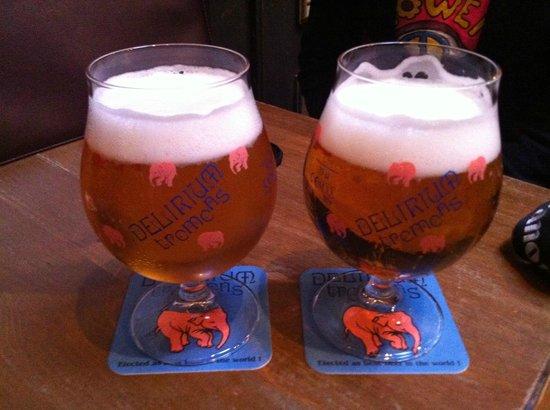 Dulle Griet : Каждому виду пива свой бокал