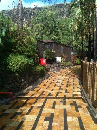 Spa Village Hamat Gader: Room