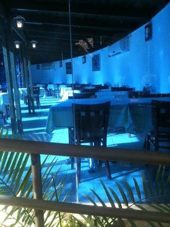 Spa Village Hamat Gader: Blue Bar