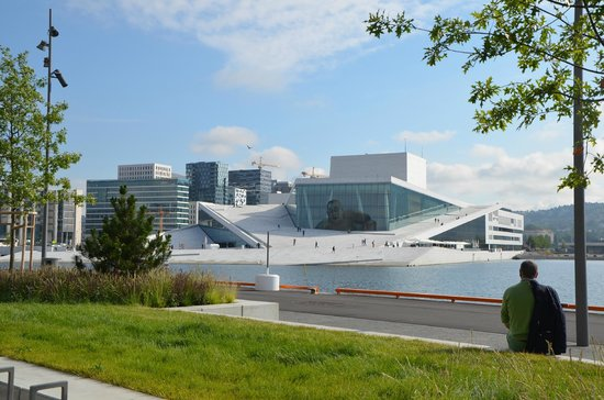 The Norwegian National Opera & Ballet: Oper am Fjord