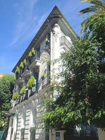 Hotel Villa Rivoli : Facade