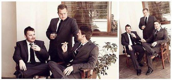 Richtershuyz: The Gentlemen's style