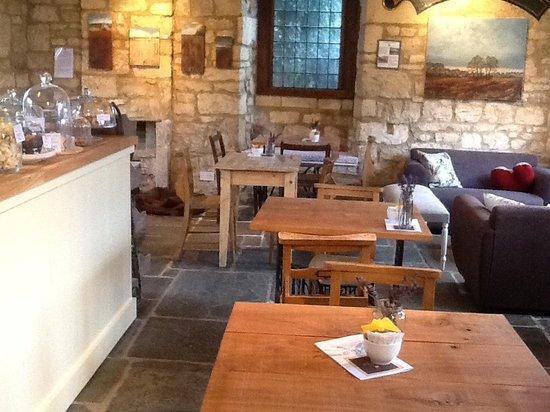 Campden Coffee Company: Inside the cafe