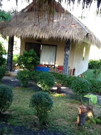 Garden Resort: bungalow