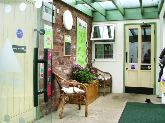 YHA Dalby Forest: Hostel