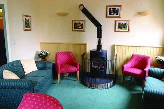 YHA Dalby Forest: Lounge