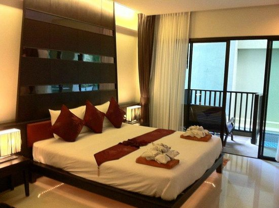 Ananta Burin Resort: King Bed