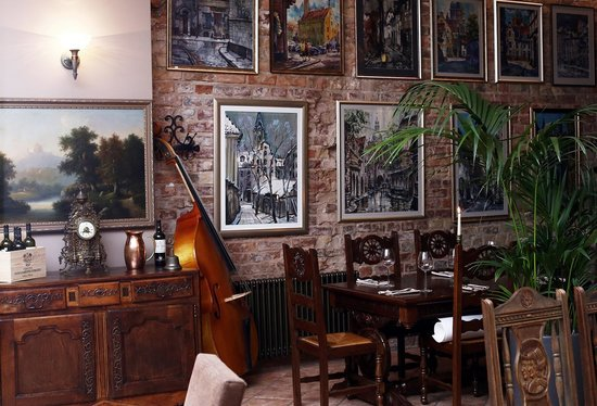 Palete: Largest watercolor collection that counts 26 works of famous Latvian artist, Janis Brekte.