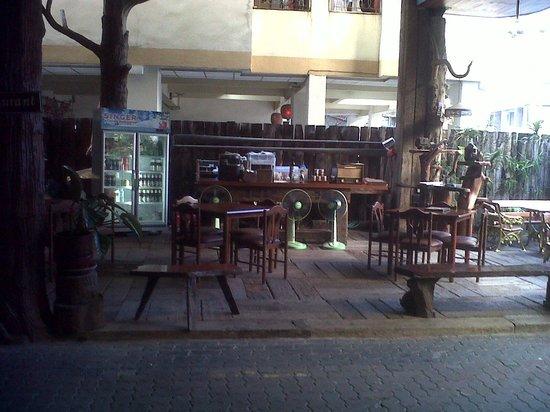 True Siam Phayathai Hotel : Bar area