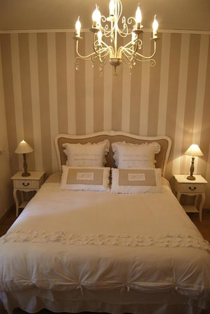 camera stile provenzale Romeo e Giulietta - Picture of Bed ...