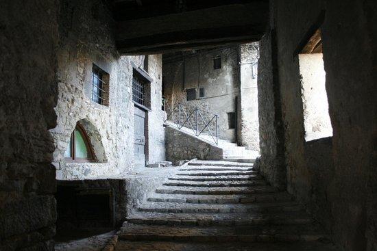 Hotel Porta del Tempo: Il borgo