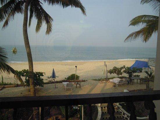 Palm Beach Resort: Ausblick vom Zimmer